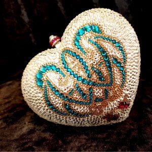 Coco Bont Abendtasche Lady Heart 1