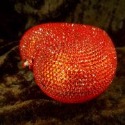 Coco Bont Abendtasche Red Heart 2
