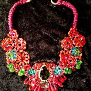 Coco Bont Halskette 5
