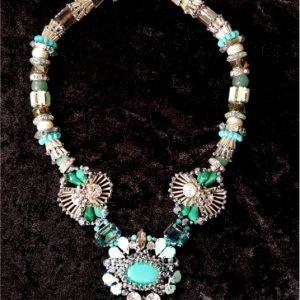 Coco Bont Halskette 8